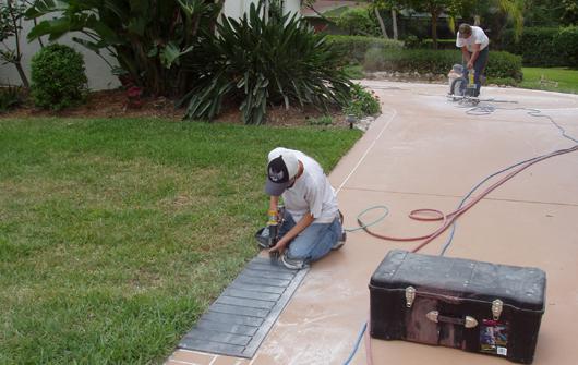 Decorative Concrete Flooring - Resinous and Epoxy Flooring